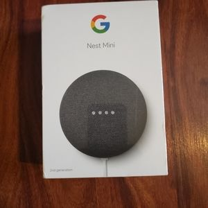 Google Nest Mini BRAND new